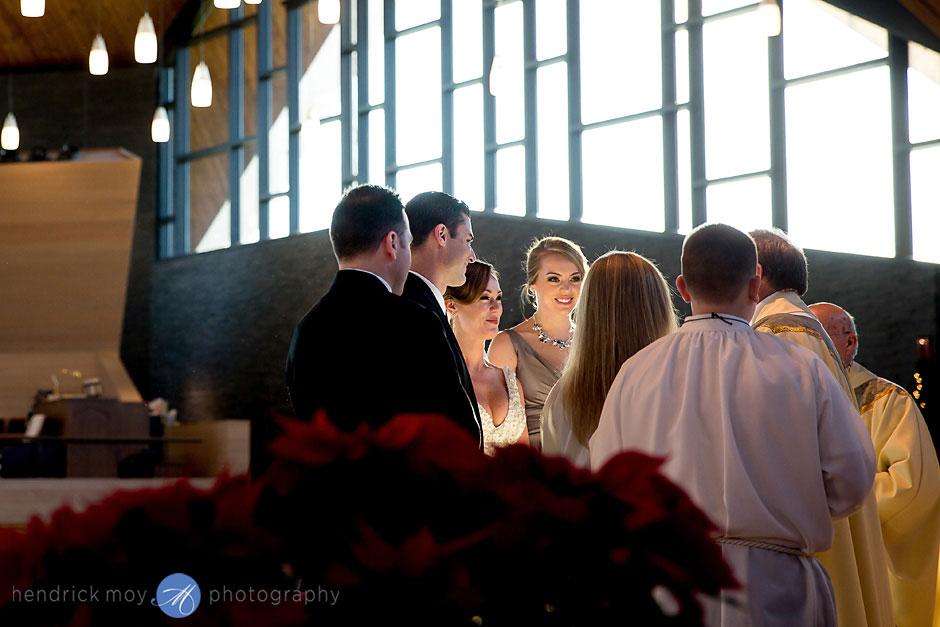 Saint Aloysius Church wedding cermony