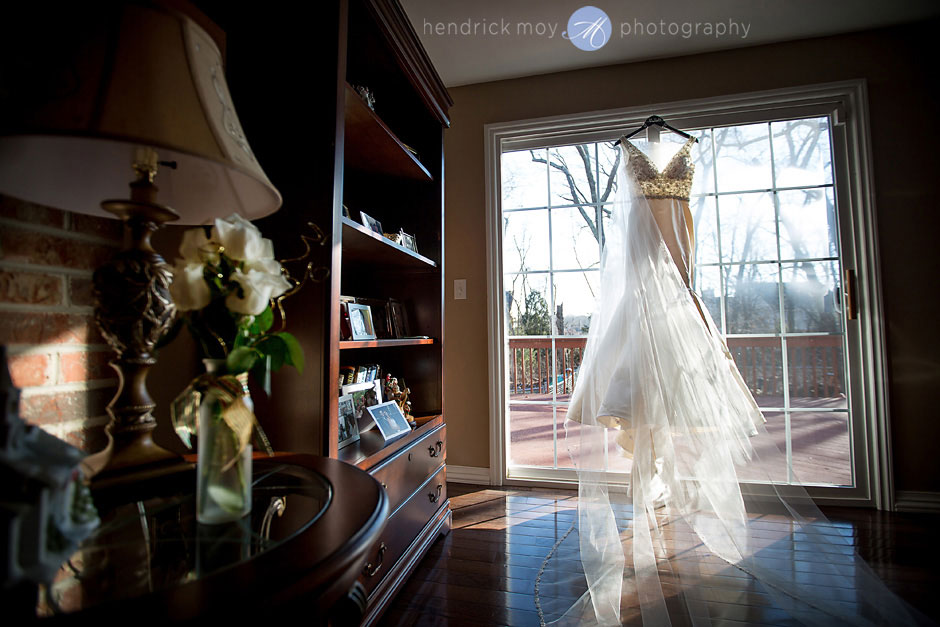 red bank wedding photography dress