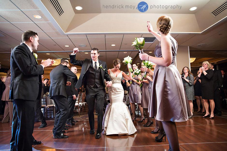 oyster point nj wedding reception entrance