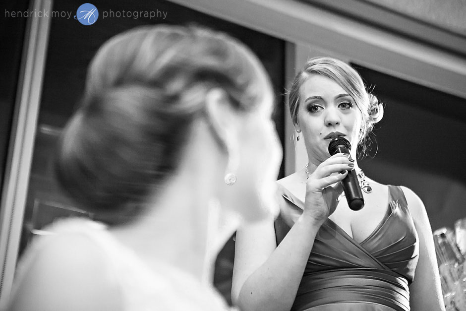 red bank nj wedding photography maid of honor