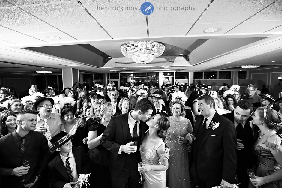 new years eve wedding photography