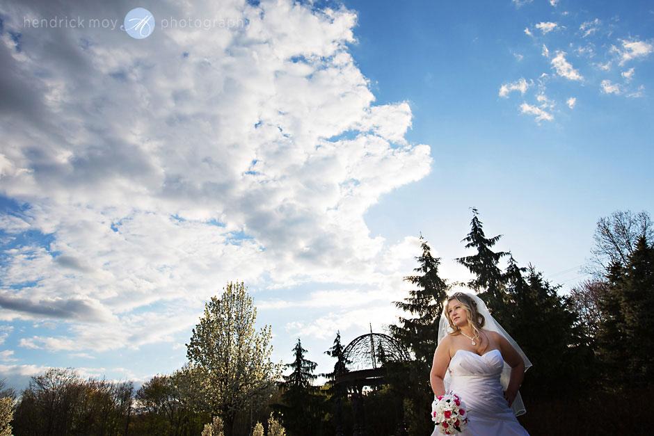 villa borghese wedding venue off camera flash