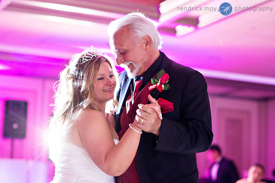 wedding reception father daughter dance hendrick moy