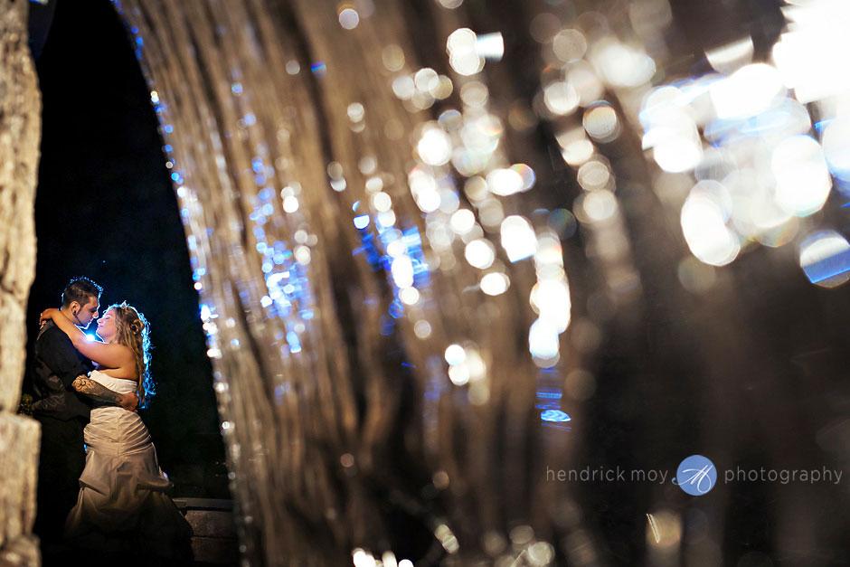 waterfall villa borghese wedding photgraphy hendrick moy