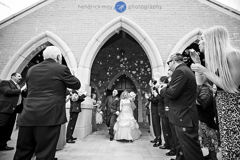 ST KATERI TEKAKWITHA church wedding hendrick moy photography
