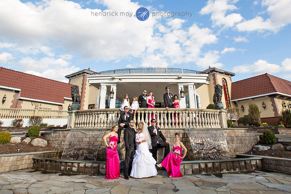 villa borghese ny wedding venues dutchess county