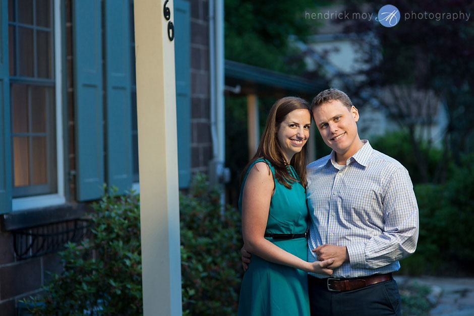 engagement photographer in midland park nj