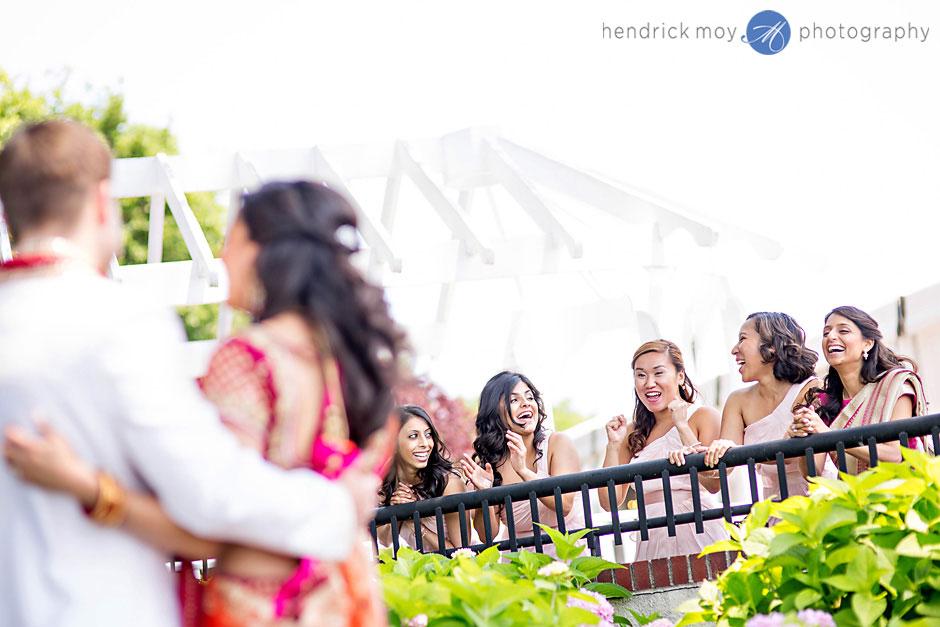 first look indian wedding poughkeepsie grandview hendrick moy