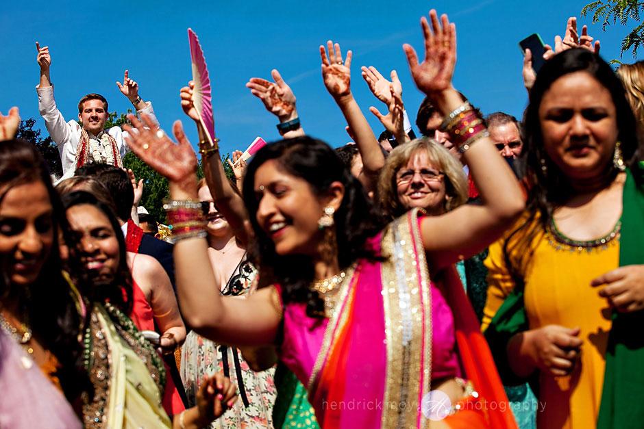 baraat indian wedding ceremony hendrick moy photography poughkeepsie ny