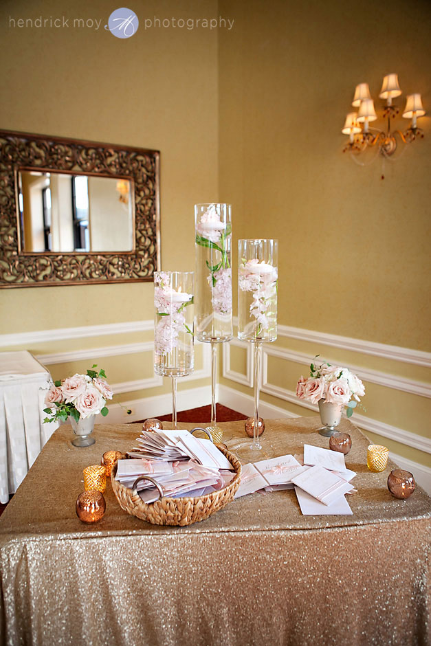 wedding details at the poughkeepsie grandview in ny