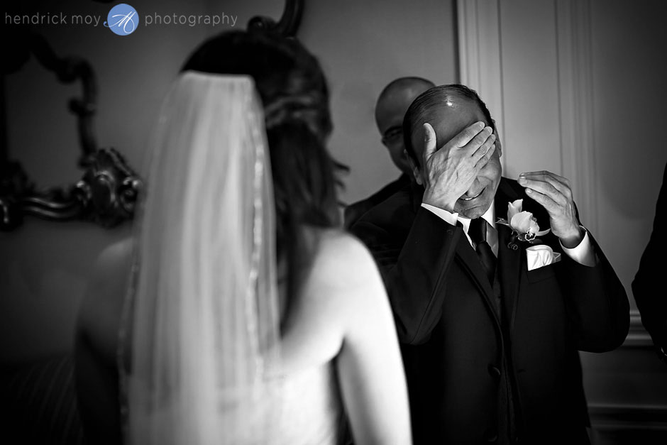 father daughter emotion poughkeepsie grandview wedding photography