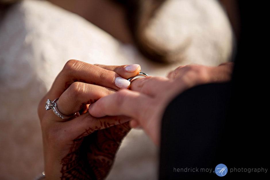photography wedding ceremony at the poughkeepsie grandview ny hendrick moy