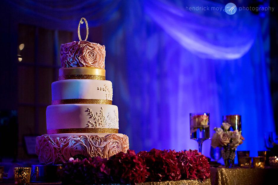 wedding cake lighting poughkeepsie grandview wedding photography hendrick moy
