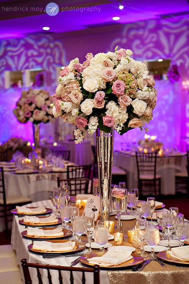 poughkeepsie grandview wedding reception details