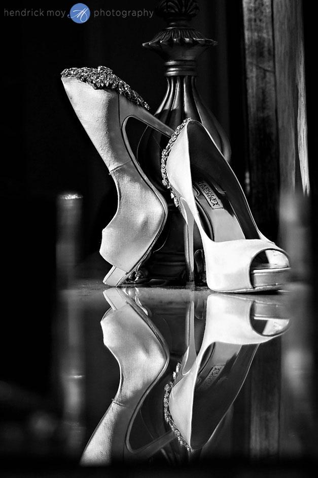 photography wedding shoes poughkeepsie grandview ny hendrick moy