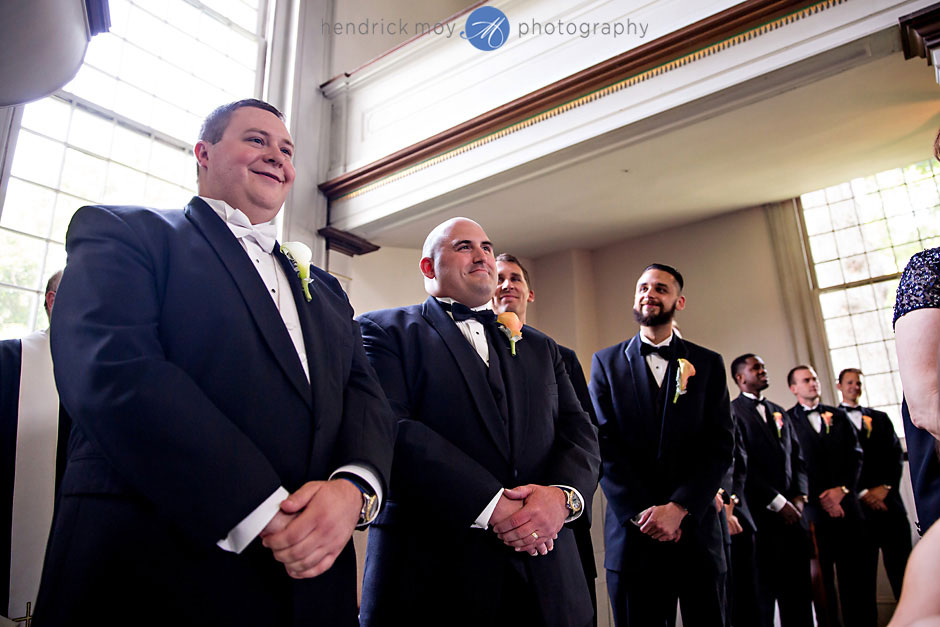 wedding photographer warwick ny church
