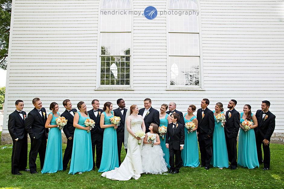 old school baptist church wedding photography hendrick moy