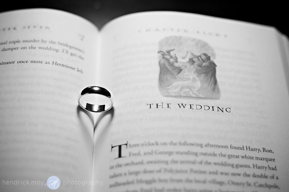 wedding ring photography harry potter