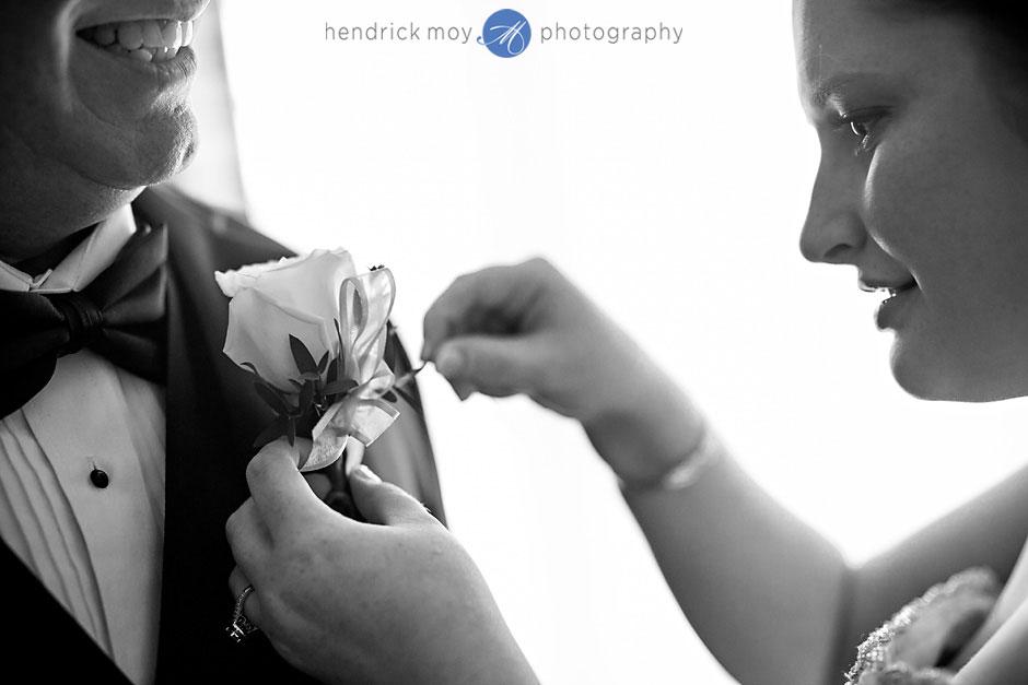 ny wedding dress preparation