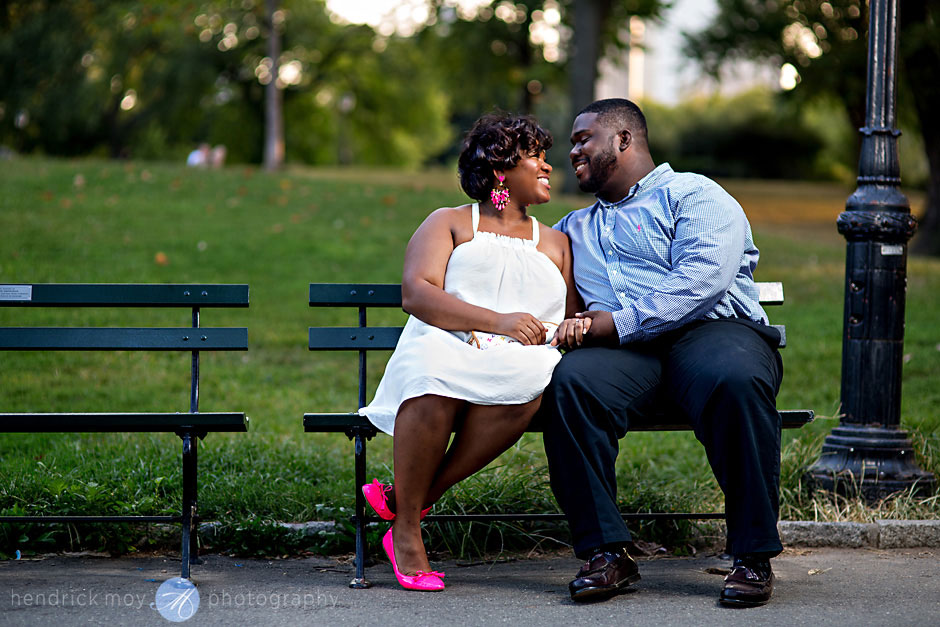 engagement photography central park ny