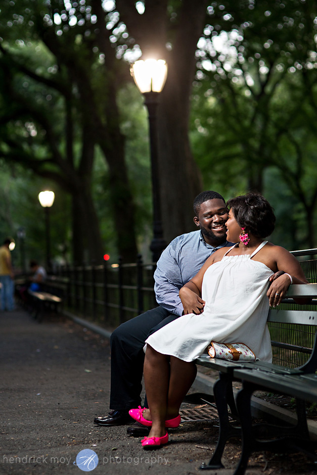 new york city engagement photographer hendrick moy