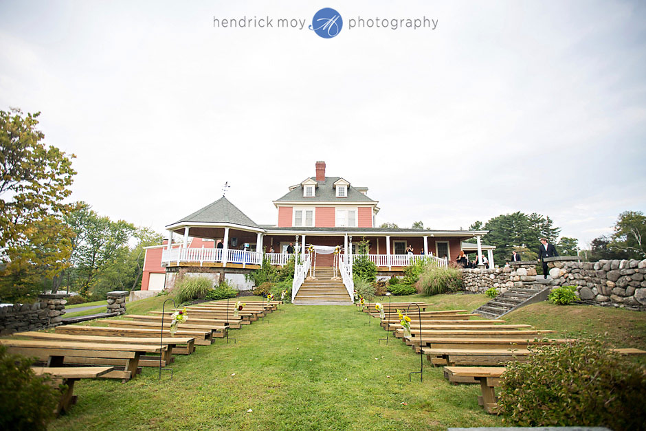 mountain view manor wedding ceremony