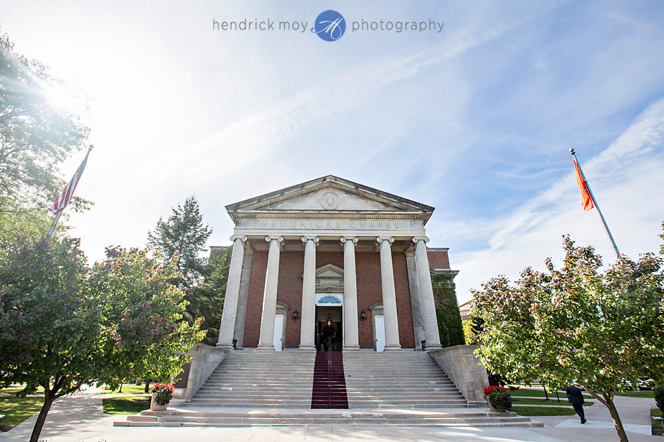 hendrick's chapel syracuse ny wedding photographer hendrick moy