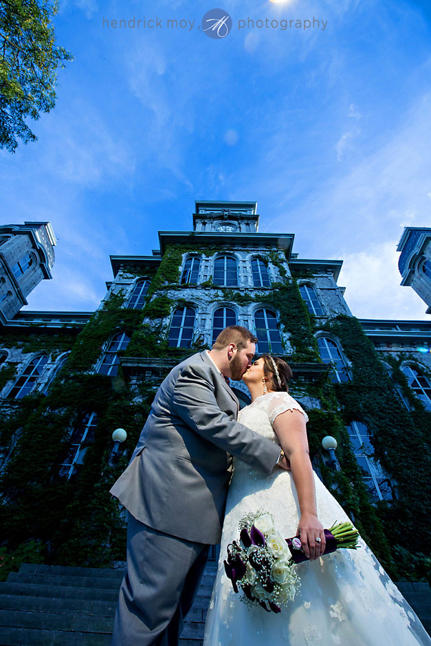 wedding at syracuse university hendrick moy photography