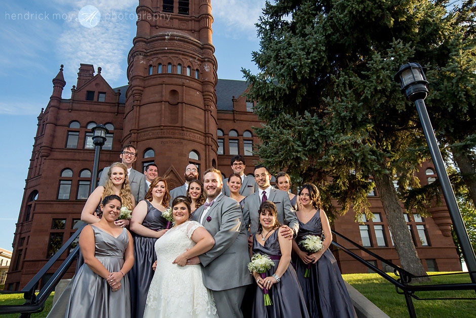 syracuse university wedding ny photographer hendrick moy