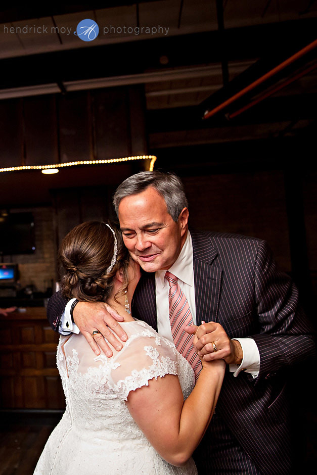 ny wedding photographer father daughter dance