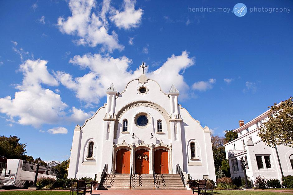 st patricks church southold ny wedding ceremony