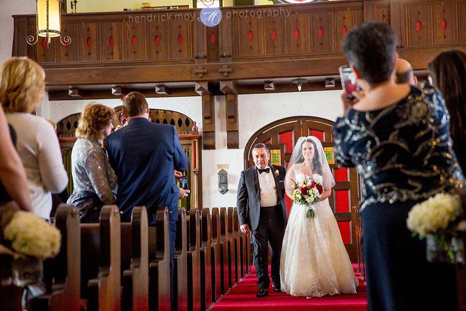 long island wedding ceremony st patricks church southold ny