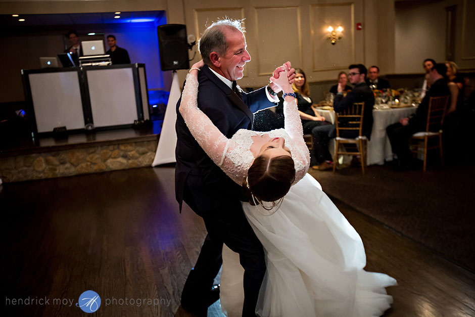 wedding photography ramsey golf country club