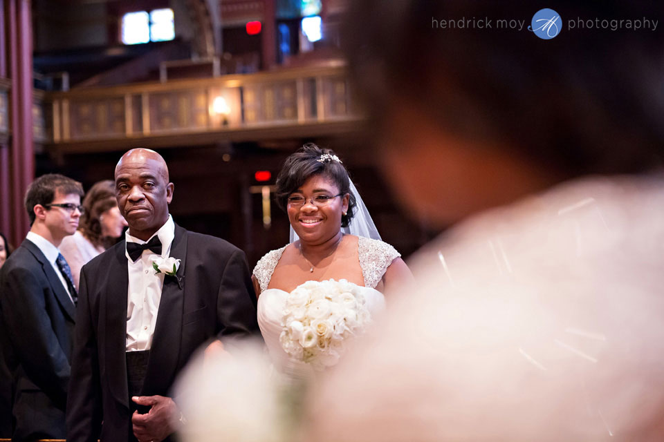 new haven ct wedding Battell chapel