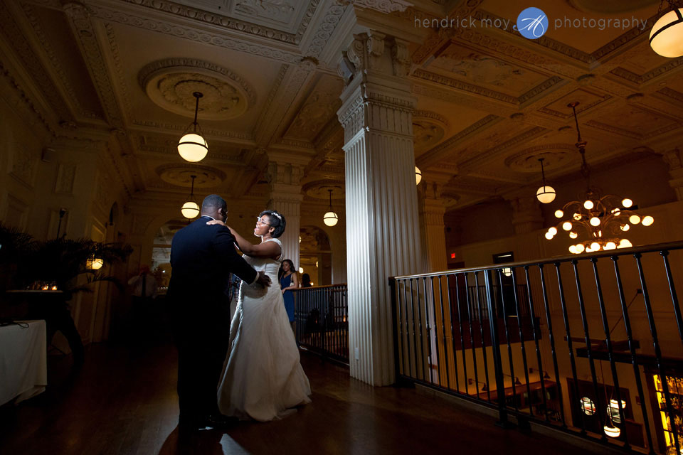 first dance ct wedding photography