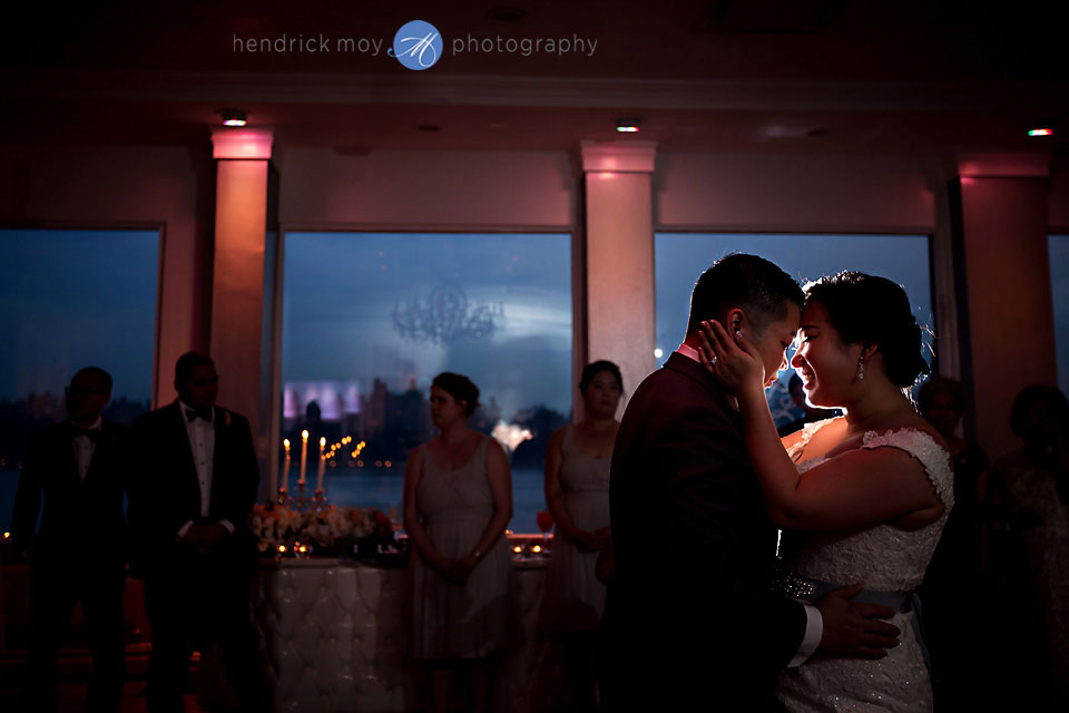 first dance wedding photographer nj waterside restaurant catering