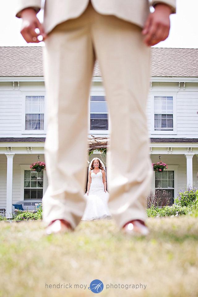inn at west settlement first look wedding ny roxbury