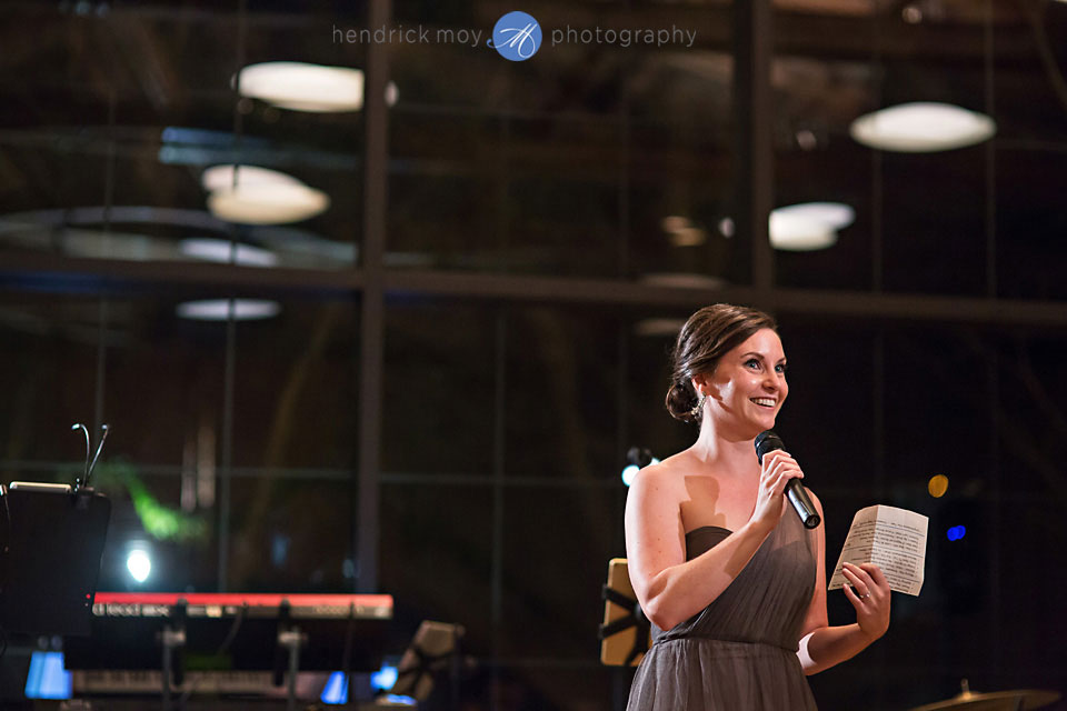 wedding photographer beacon ny roundhouse maid of honor speech
