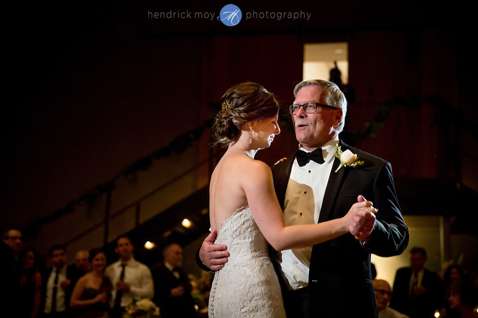 wedding photographer beacon ny roundhouse father daughter dance ocf