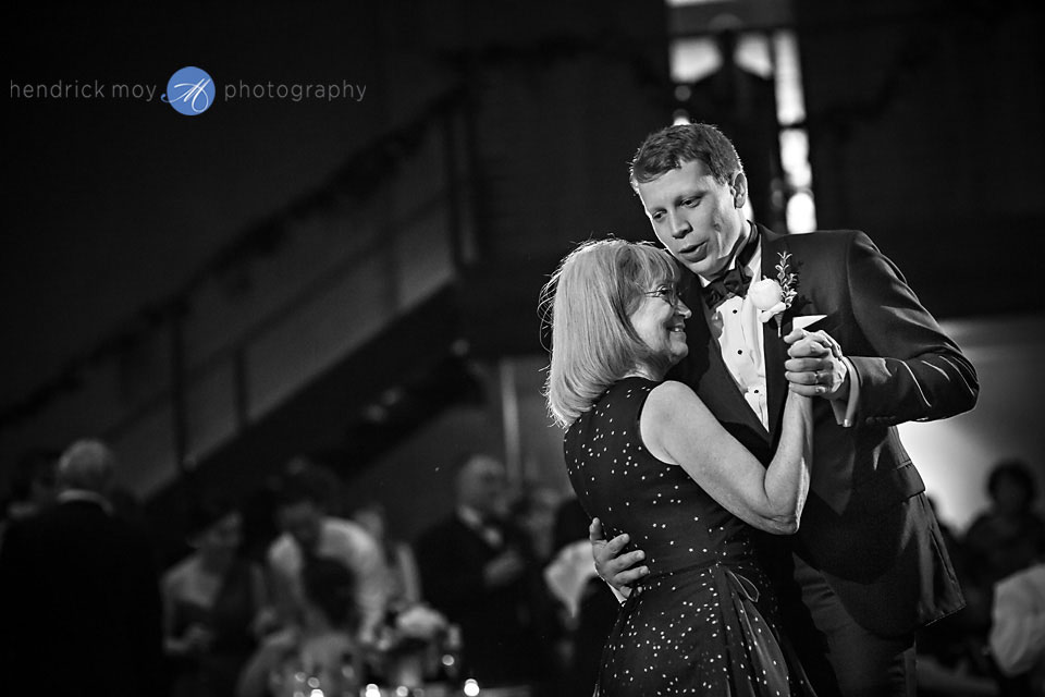 wedding photographer beacon ny roundhouse mother son dance reception ocf