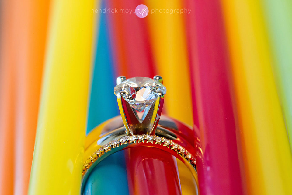 beacon wedding photographer ny roundhouse engagement ring