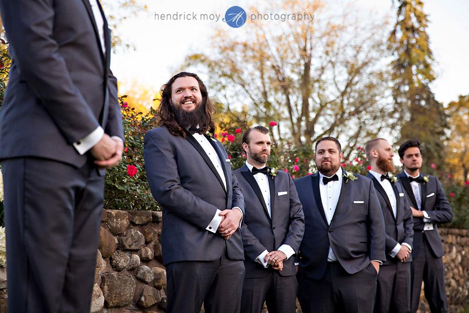 paramount country club groomsmen photos hendrick moy