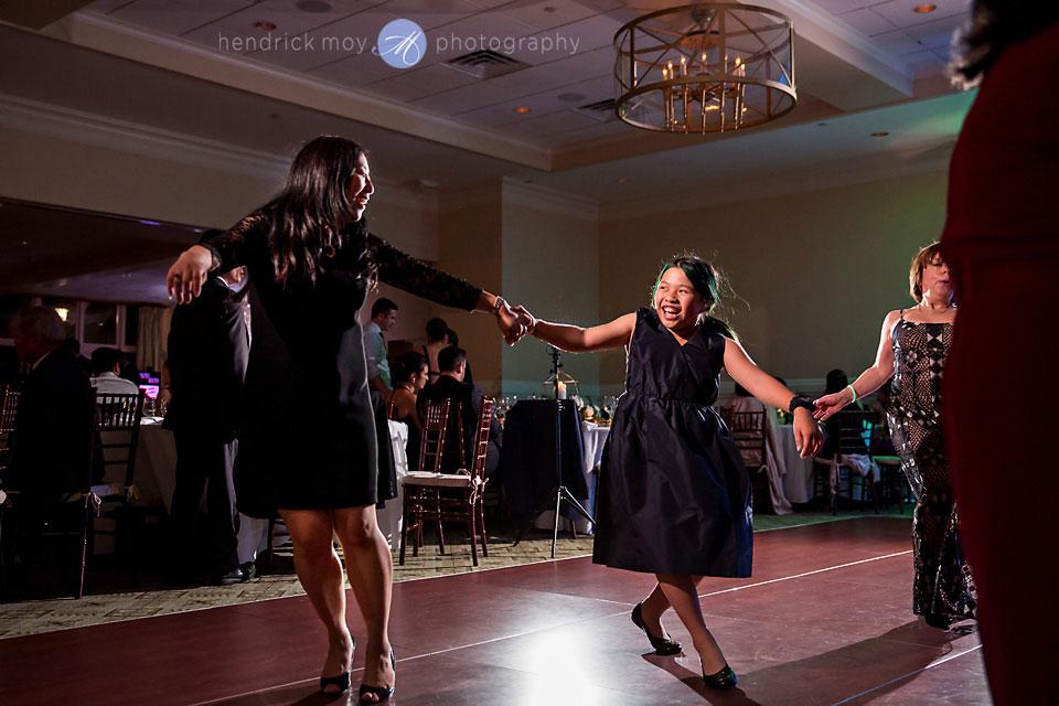 paramount country club wedding reception ny