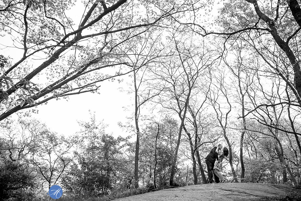 engaged central park photographer