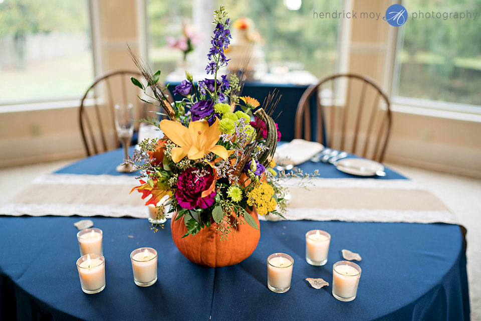 fall weddings pa
