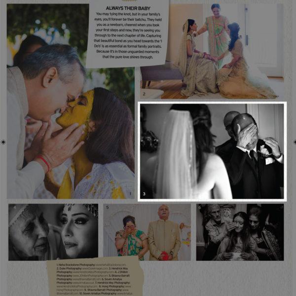 Internationally Published in KHUSH Magazine
